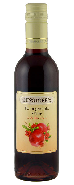 Chaucer's Pomegranate Wine